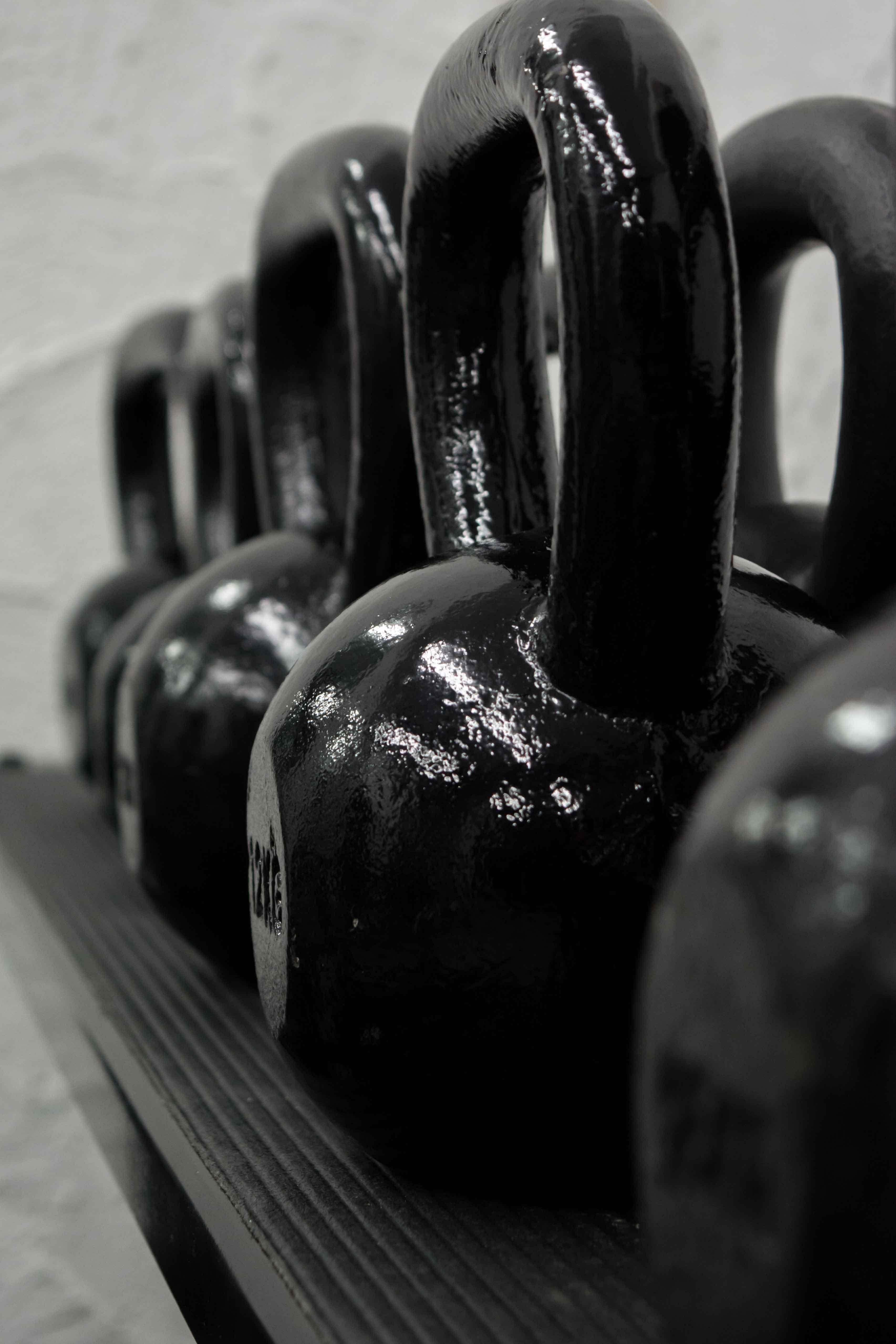 Kettlebell training Epic Body