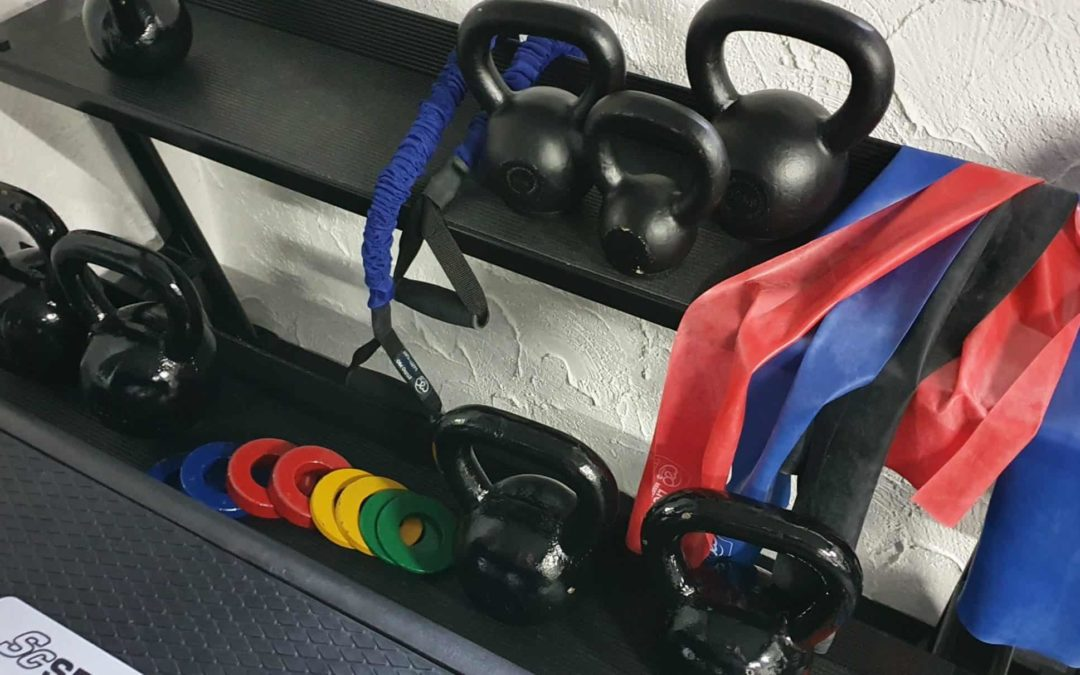 Thuis trainen… Met lichaamsgewicht of toch kettlebells aanschaffen?